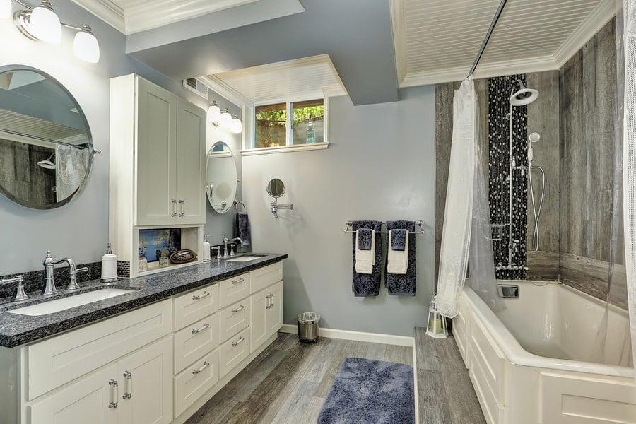 South Shore Basement Finishing - Basement Bathrooms & Bedrooms 2