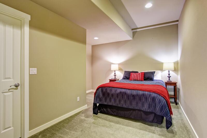 South Shore Basement Finishing - Basement Bathrooms & Bedrooms